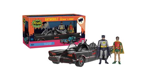 Funko Reveals the 1966 Toy Batmobile We've Always Wanted ...