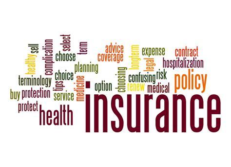 Glossary of Key International Insurance Terms