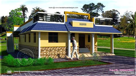 bedroom single floor house plan kerala home design  floor plans  houses