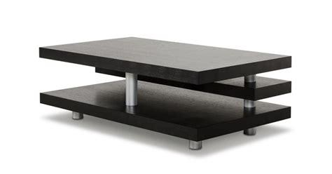 Find great deals on ebay for modern coffee table set. A&X Adrian - Modern Multi-Tier Black Oak Coffee Table