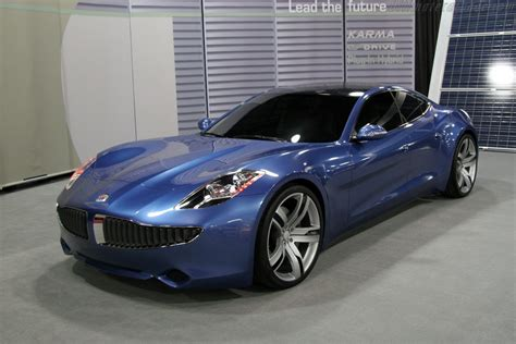 Fisker Karma  2008 North American International Auto Show