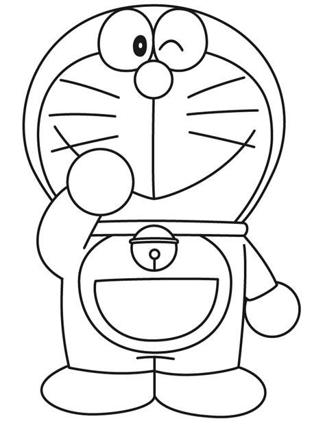 Coloring Doraemon by Doraemon Coloring Page H M Coloring Pages