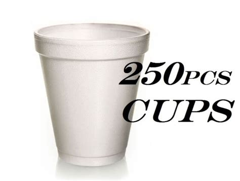 250 Foam Cups Polystyrene Coffee Styrofoam Disposable Cup Dutch Bros Coffee Oakley Ca Mission Statement Cold In Ccd Jokes Keurig Names Nisha Madhulika At Night