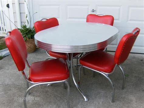 table cuisine retro buy vintage 50 39 s 60 39 s kitchen table and chairs at