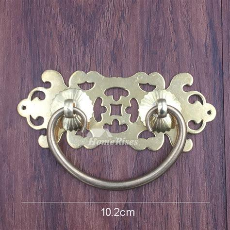 polished brass cabinet dresser drawer pull