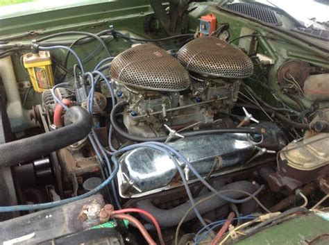 purchase   dodge charger  dual  barrels carbs