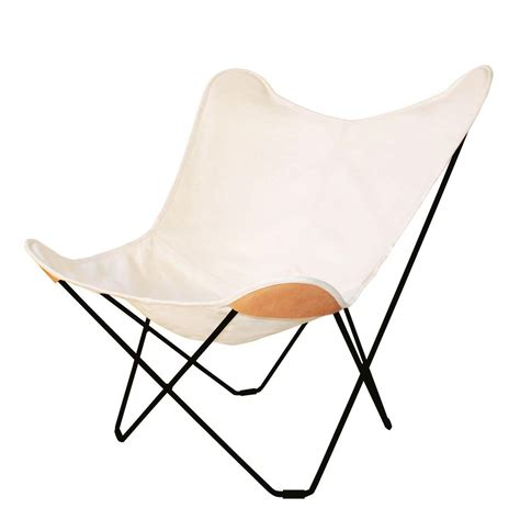 chaise butterfly canvas mariposa butterfly chair outdoor cuero