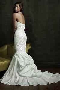Robe De Mariee Sirene : robe de mari e sir ne taffetas col halter ~ Melissatoandfro.com Idées de Décoration