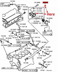 Viamoto Car Parts  Mitsubishi Lancer Gsr Turbo 1 8 4wd