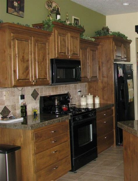 green paint colors for kitchen walls green wall paint brown wooden kitchen cabinet and 8355