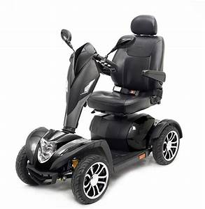 Cobra Gt4 Heavy Duty Power Mobility Scooter  20 U0026quot  Seat