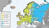 Time Zones and DST in Europe