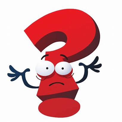 Question Cartoon Mark Character Animation Fictional Questions