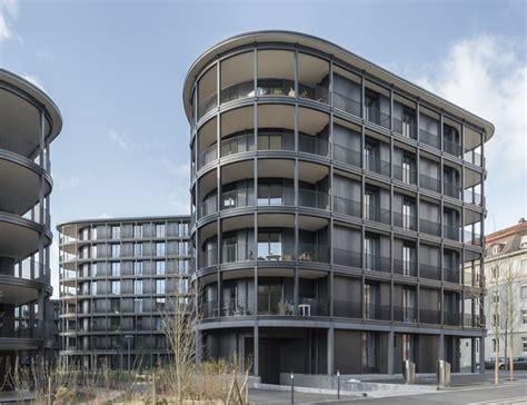 burgweg  philip heckhausen zuerich exterior design