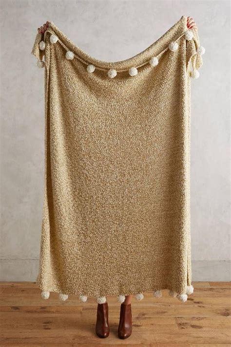 nate berkusaaaaa woven knit gold throw  hsncom
