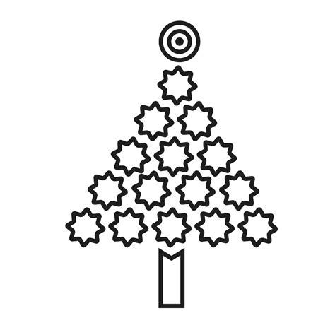 immagini di da stare e colorare albero di natale disegni da scaricare stare e colorare