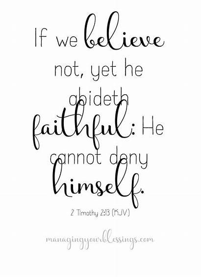 Timothy Scripture Kjv Verses Week Bible Scriptures