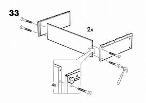 Ikea Technical Drawing  Instructions