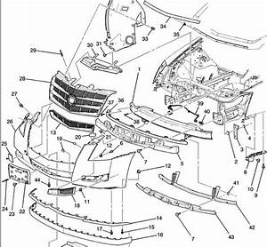 Service Manual  2012 Cadillac Srx Brake Replacement System Diagram
