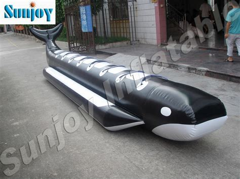 Boat Tow Inflatables by China Whale Tow Boat China Banana