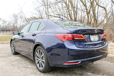 review 2015 acura tlx 3 5l sh awd
