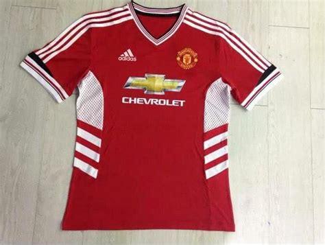 Leaked Manchester United Adidas Kit 15-16- MU Home Away ...