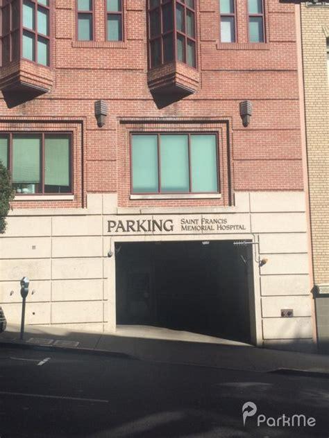 st francis hospital phone number francis memorial hospital parking in san francisco