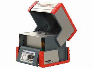 SPECTROSCOUT - Portable XRF Spectrometer | SPECTRO
