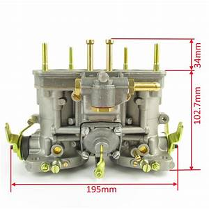 Genuine Weber 44 Idf Carburettor  With Choke