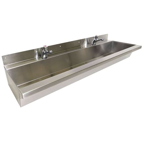 stainless steel trough sink nursery wash trough trough sinks stainless steel
