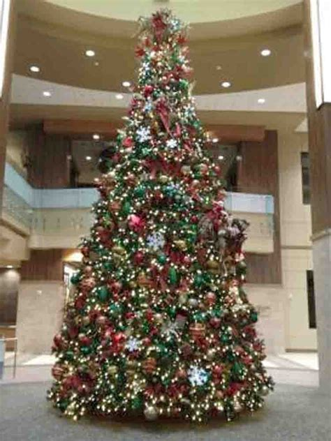 28 best 18 foot christmas tree vickerman d136431led 3