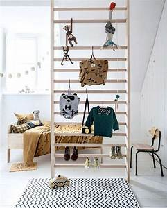 Deco Chambre Bois : chelle d co comment d corer sa maison avec une chelle en bois ~ Melissatoandfro.com Idées de Décoration