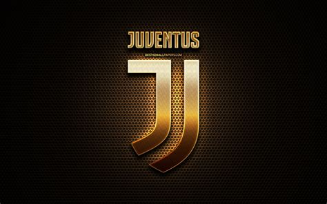 Download wallpapers Juventus FC, glitter logo, Serie A ...