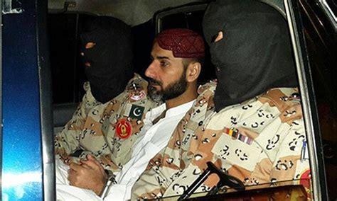lyari gang war leader uzair baloch arrested  rangers