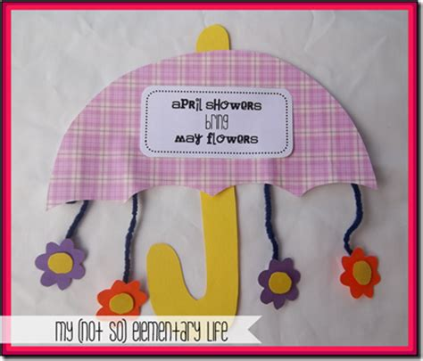 april showers bring may flowers craft may flowers 798 | d23319cc01a4e8be47caf1fb559e22c3