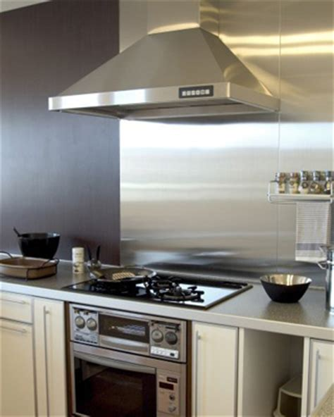 la hotte cuisine meuble cuisine