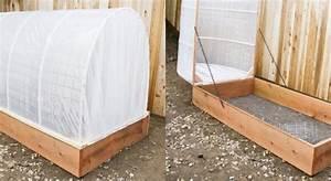 Faire Sa Serre En Polycarbonate : une mini serre de jardin faire soi m me les bonnes ~ Premium-room.com Idées de Décoration