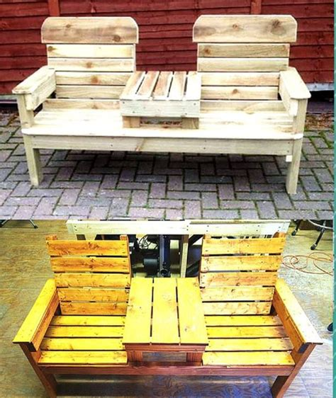 diy home sweet home  build   outdoor furniture