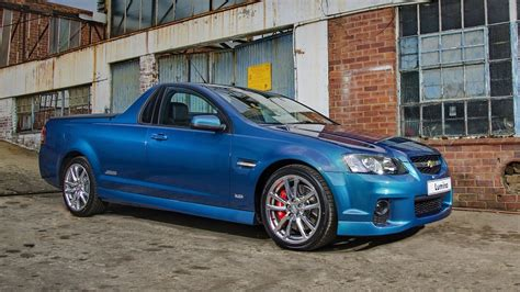 The Chevrolet Lumina Ss Ute A Modern Day Muscle Car