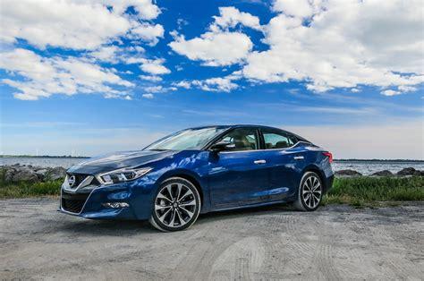 Four Seasons 2016 Nissan Maxima SR Update 4: Escape to ...