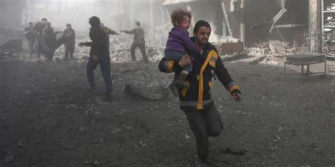 le si鑒e de l onu syrie le chef de l 39 onu demande que la trêve soit quot immédiatement appliquée quot