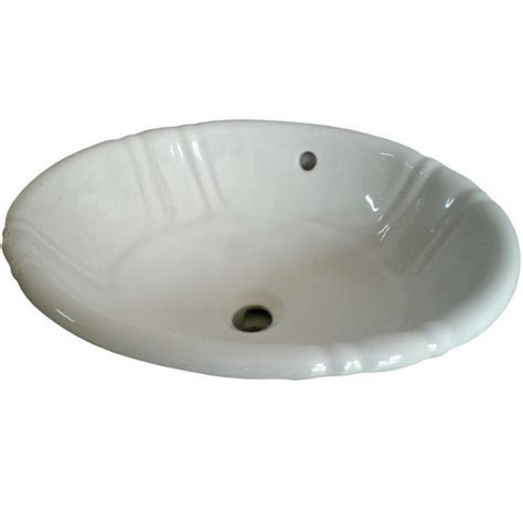 Drop In Bathroom Sink Replacement by Enlarged Image