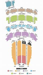 Orpheum Theatre Seating Chart Memphis