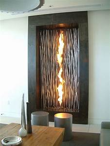 Amazing outdoor and indoor fireplaces collection fire for Amazing fireplace wall designs