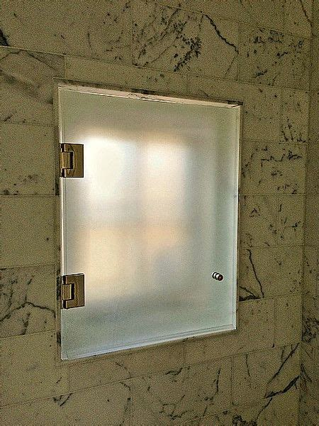 Bathroom Glass Door Cover by Acid Etch Glass Privacy Door To Cover A Window In A Shower