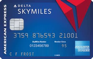 Originally i had the delta platinum, then when the renewal date hit it was right when covid started. Delta Blue SkyMiles Credit Card from American Express 10,000 Miles Bonus + Receive A 20% In ...