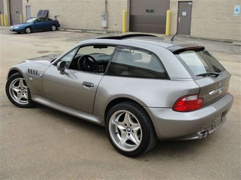 Bmw Z3 0 60 by Sell Used 2002 Bmw Z3 Coupe M Coupe 2 Door 3 0l In Chicago