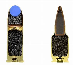 Beautiful Photos Of Bullet Cross Sections