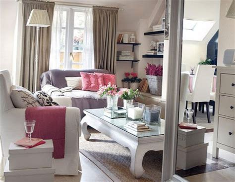 beautiful small space apartment design  madrid