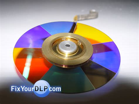 samsung dlp color wheel replacement of the samsung color wheel bp96 00674a dlp
